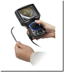 The IPLEX UltraLite Industrial Videoscope