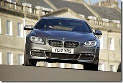 The BMW 6 Series Gran Coupé