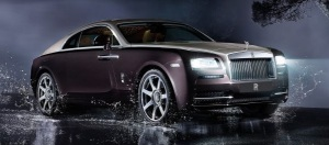 The Wraith is the most powerful Rolls-Royce ever