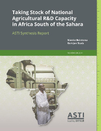Taking Stock of National Agricultural R&D Capacity in Africa South of the Sahara